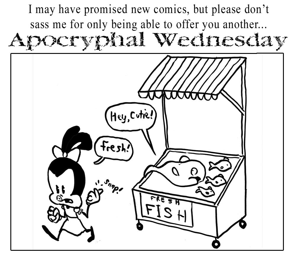 Apochryphal Wednesdays #16